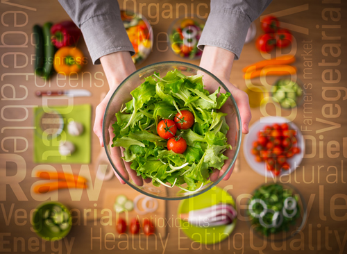 Organic Foods vs. Conventional Foods
